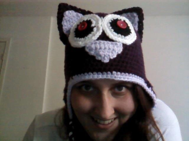 Tuque de chat Cat hat