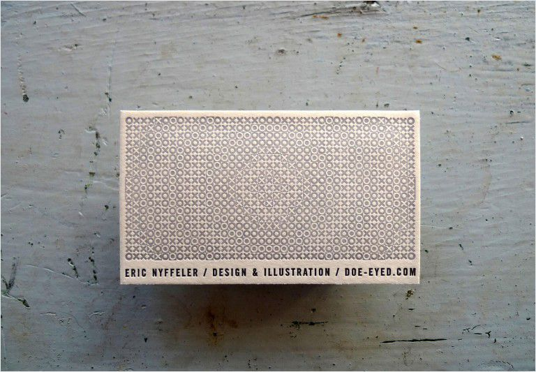 Creative letterpress business card design buisness cards creative letterpress business card design reheart Image collections