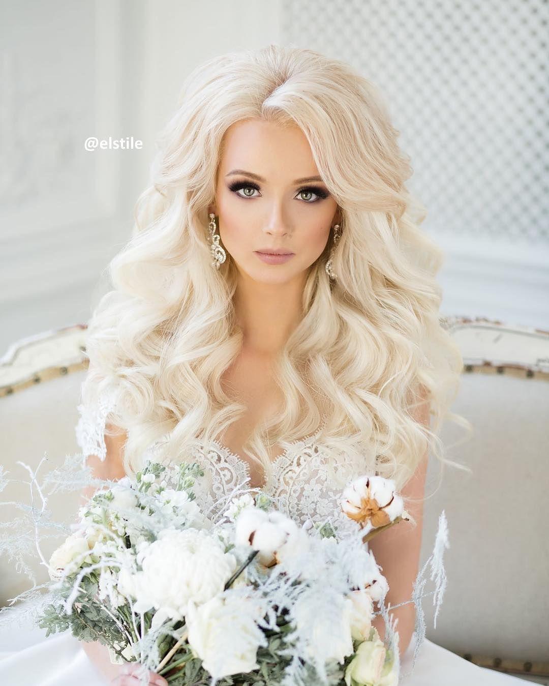 weddinghair #wedding #romantic | ❤ ♥нαρριℓу єνєя αfтєя ...