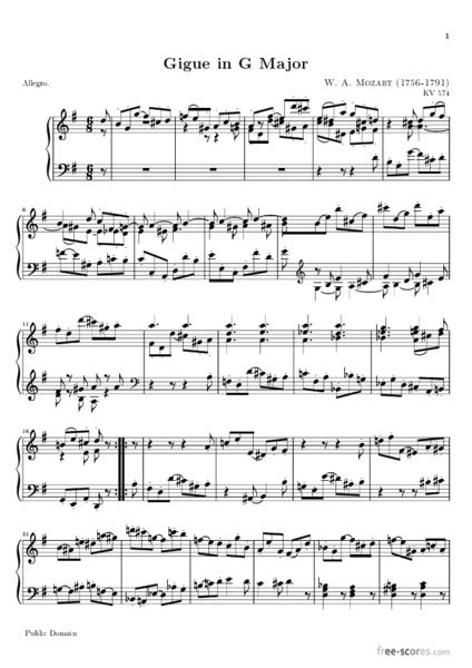 Free classical sheet music | Handy Dandy Websites | Sheet music