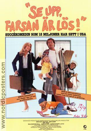 在1983年記錄邁克爾基頓斯坦德拉戈蒂時。請注意爸爸是鬆散的