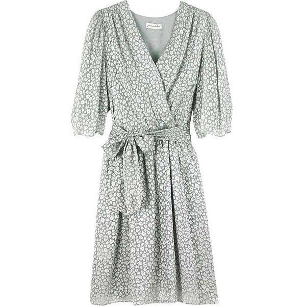Jovovich-Hawk Vicky textured dress theOutnet.com ($354) ❤ liked on Polyvore