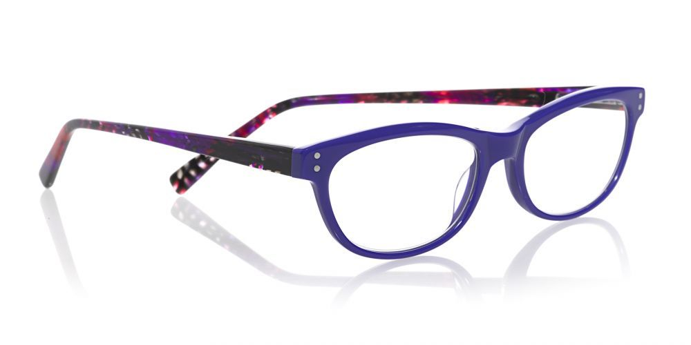 f70fa765653 Our Stew Zoo reading glasses in the new purple color combo is just the lift  your look needs this spring.