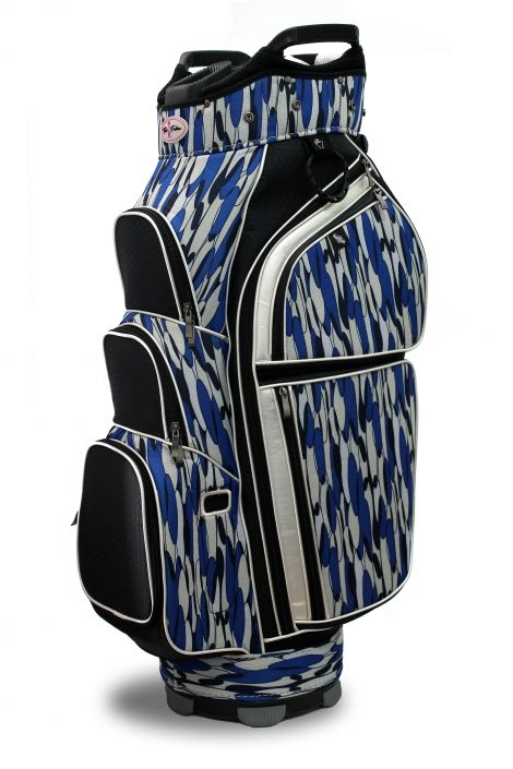 Love Golf Bags Here S Our Allure Design Skinny Dippin Taboo Fashions Las Cart Bag Find Plenty Of Essentials At Lorisgolfpe