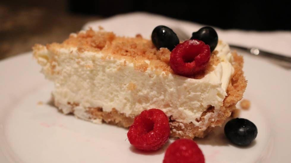 Angel cheesecake pie a slice of heaven recipe in 2020