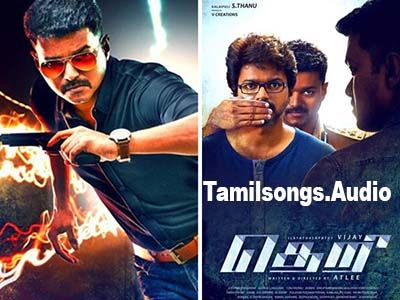 Theri Tamil Movie Songs Download, Theri Tamil Mp3 Songs