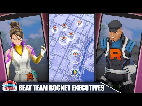 144 How To Beat Sierra Cliff Arlo Top Teams To Beat These Beat Rocket Bosses Pokemon Go Youtube Pokemon Go Pokemon Team Rocket