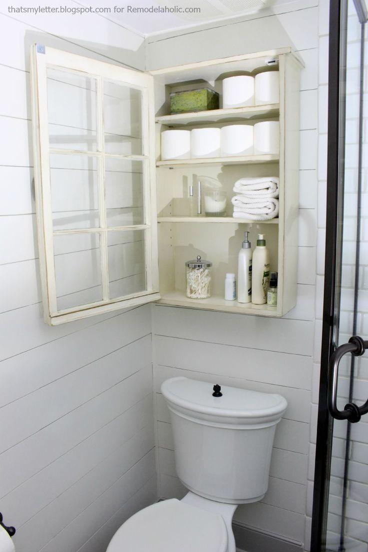 Marvelous 10 Coolest Bathroom Storage Ideas For An Efficient Home   Bathroom Storage, Storage  Ideas And Small Bathroom Storage