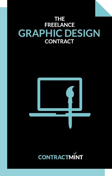 The Freelance Graphic Design Contract - Contract Mint Graphic - freelance graphic designer resume