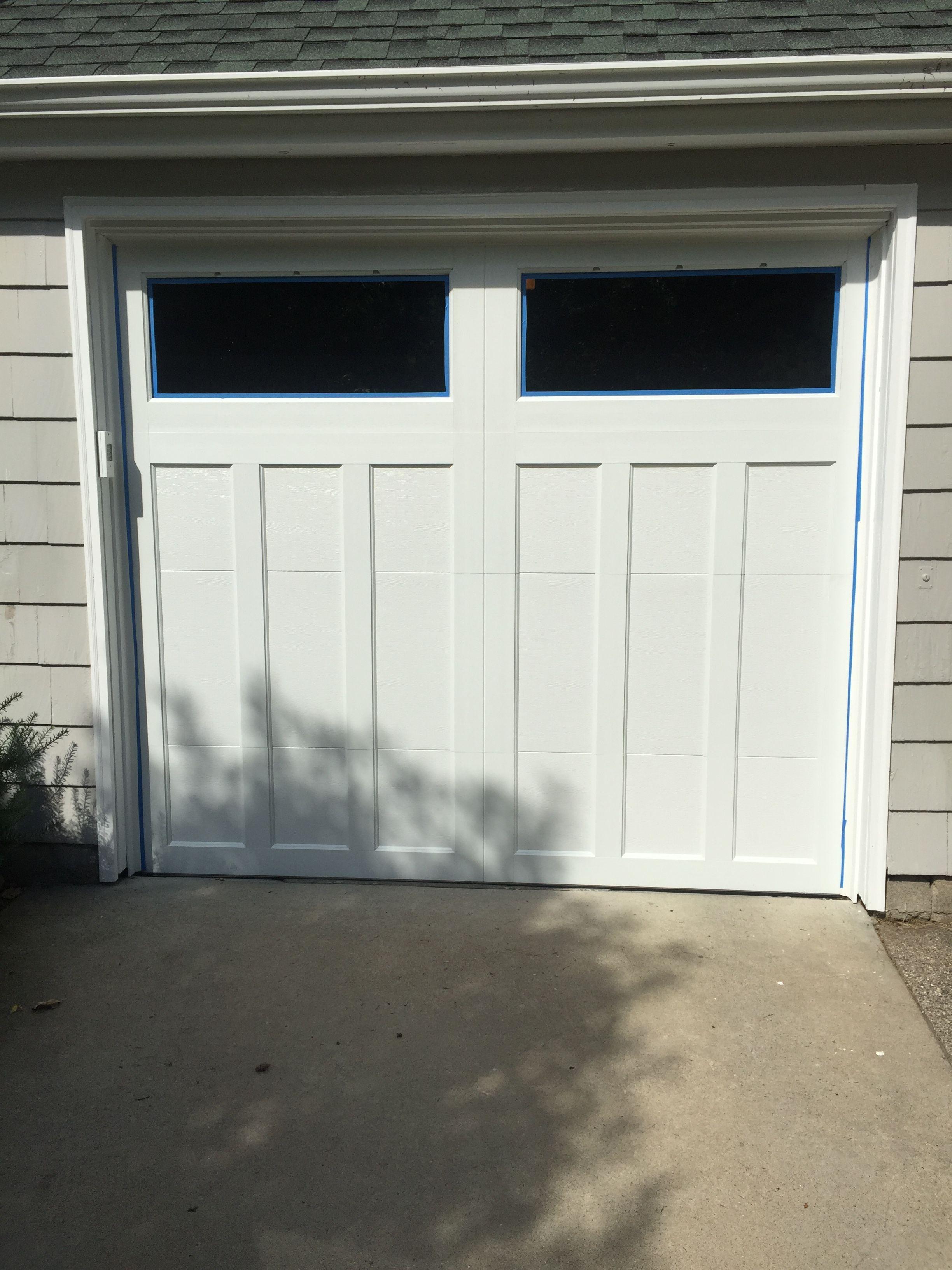 Clopay Coachman Collection Steel Carriage House Garage Door Design
