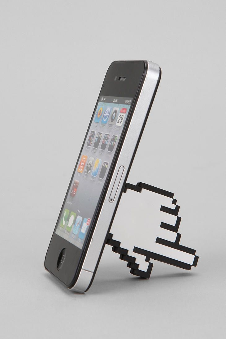 Handstand Phone Stand #urbanoutfitters