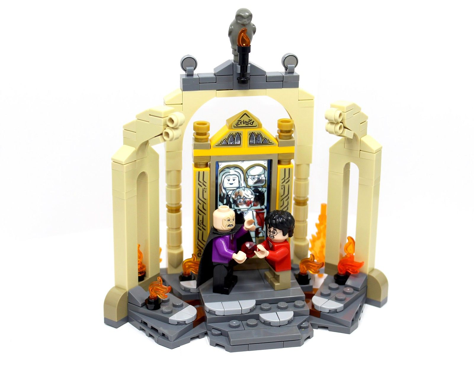Lego Harry Potter 4702 Remake In 2021 Lego Harry Potter Harry Potter Bookends Lego