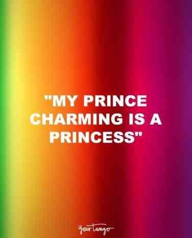 """""""Welcher Prinz Charming ist dir denn übers Herz gelaufen?"""""""