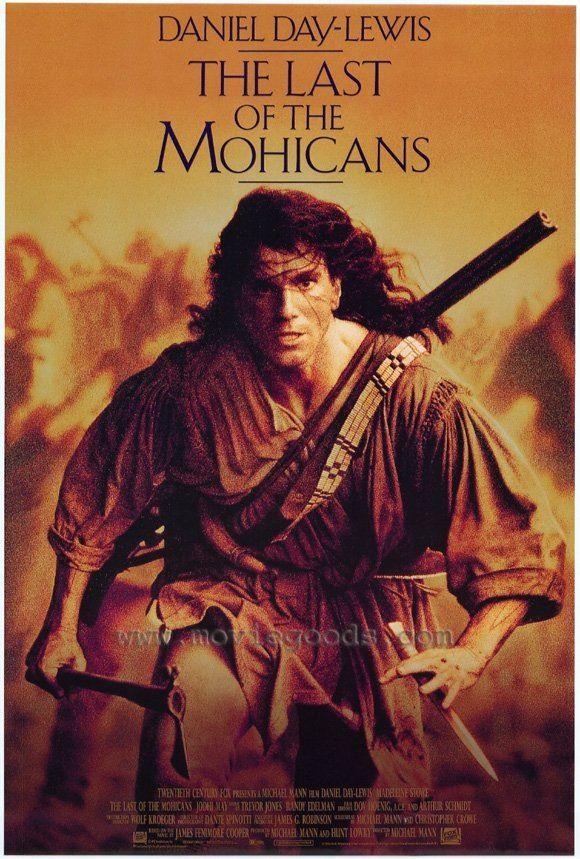 The Last Of The Mohicans Films Gratuits En Ligne Films Streaming Gratuit Affiche Film