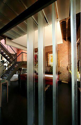 Murdock Solon Architecture - Carroll Gardens Townhouse - Room