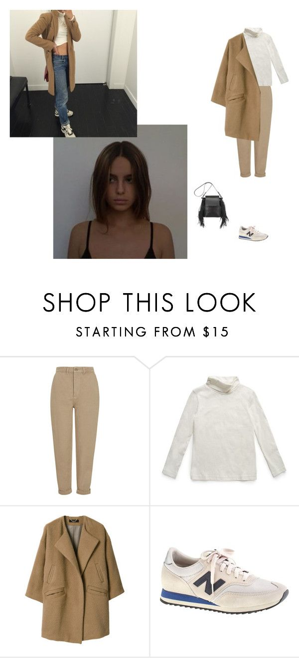 """starter pack"" by tina-gadze ❤ liked on Polyvore featuring Topshop, MANGO, Sacra, J.Crew and Christian Louboutin"