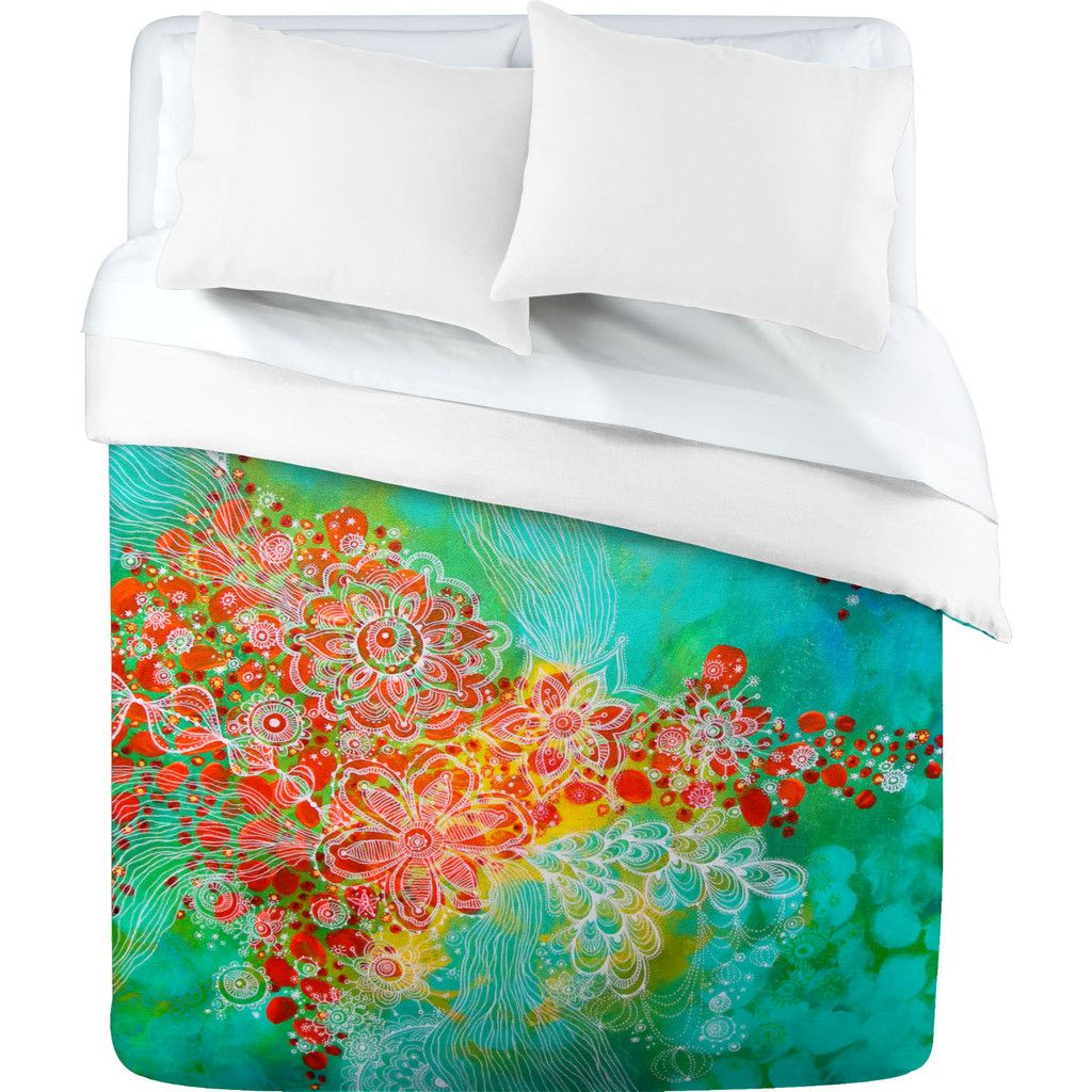 Stephanie Corfee Whisper Duvet Cover