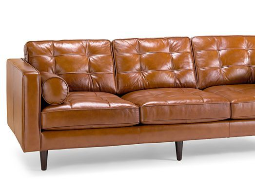Darrin 89 Leather Sofa Jcpenney