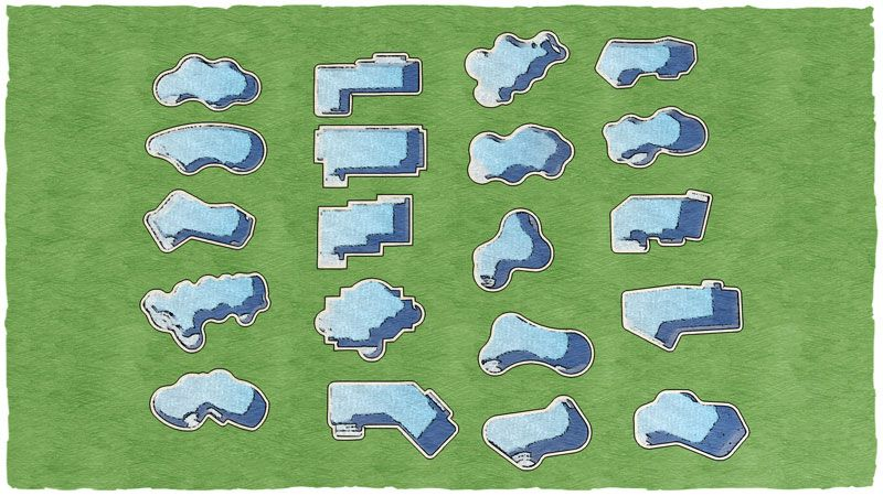 Download 20 Free Swimming Pool Templates Here. | Pool Studio 3D ...