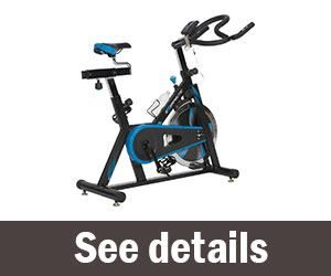 Exerpeutic Lx7 Indoor Cycle Trainer With Computer Monitor And Heart Pulse Sensors Exercise Bikes Biking Workout Cycling Indoor Trainer