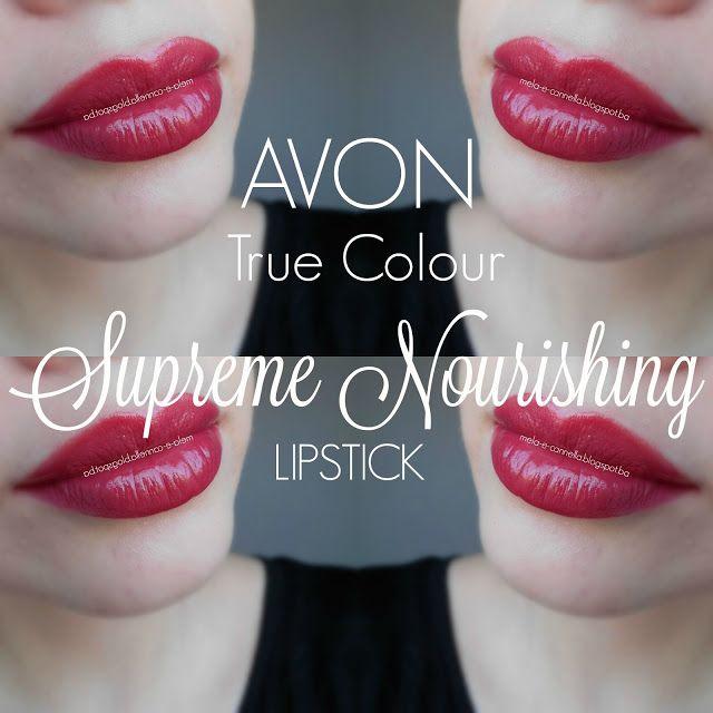 Mela E Cannella Avon Shine Burst Lipsticks косметика Avon
