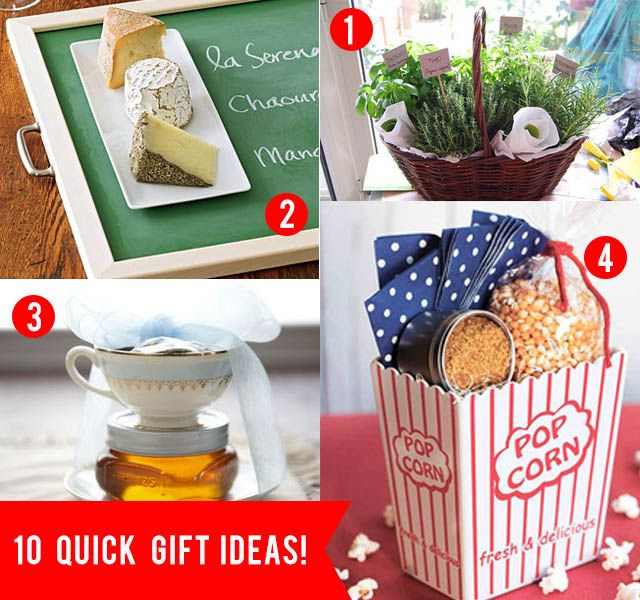 Quick to dos five minute gift ideas justb quick easy gifts quick to dos five minute gift ideas justb negle Images