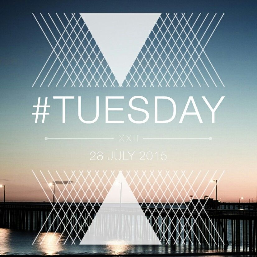 #tuesday - daily design - hipster typography