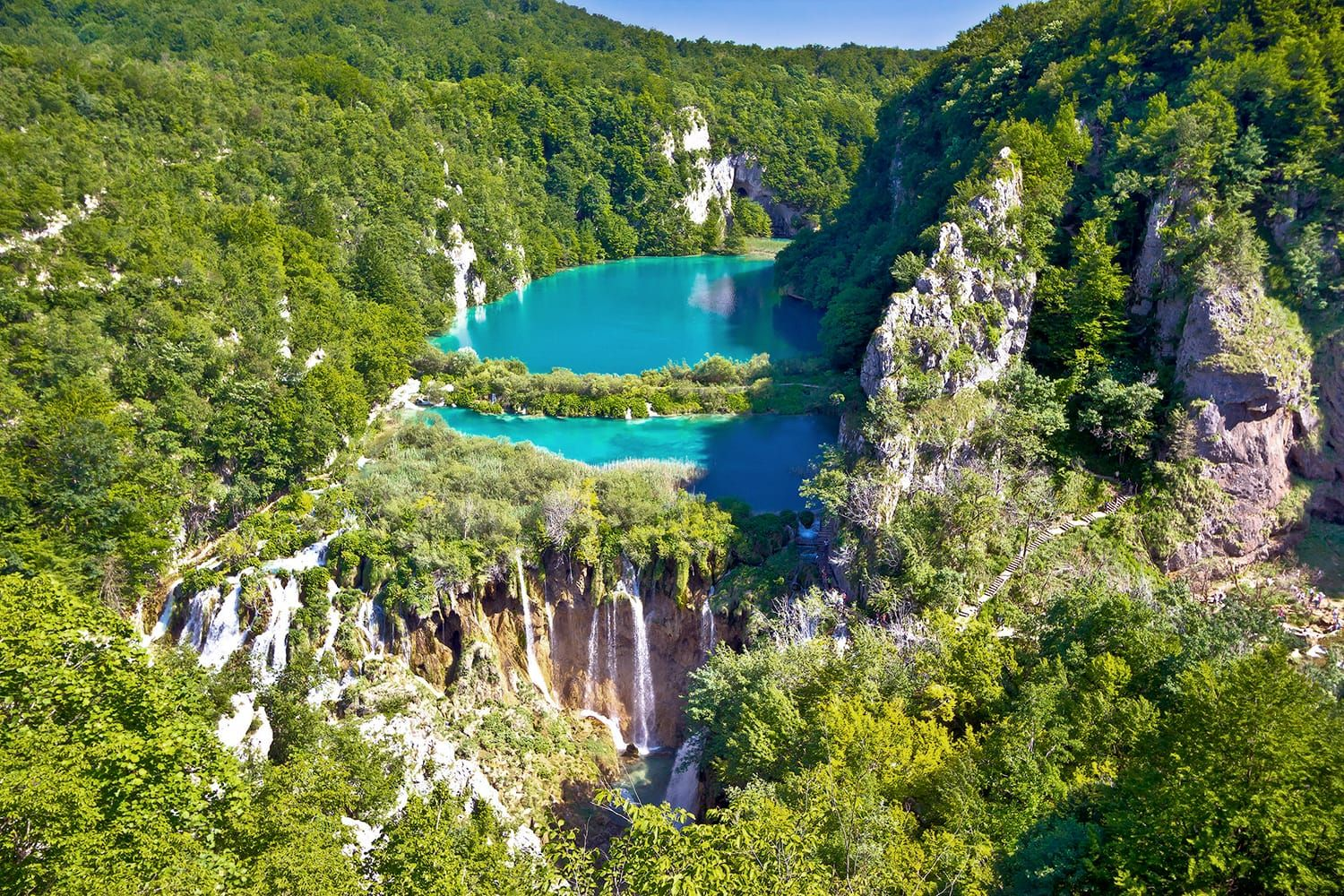 The Ultimate Guide To Visiting Plitvice Lakes National Park Road Affair Plitvice National Park Plitvice Lakes Plitvice Lakes National Park