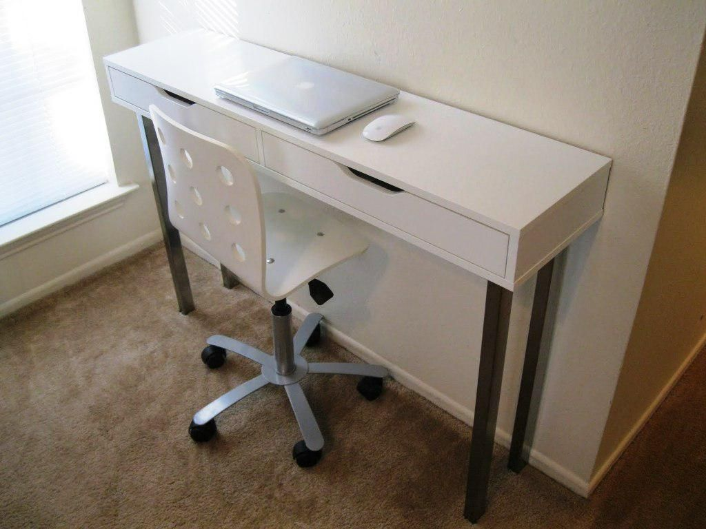 Image Result For Ikea Narrow Table Ikea Writing Desk Ikea Ekby Ikea