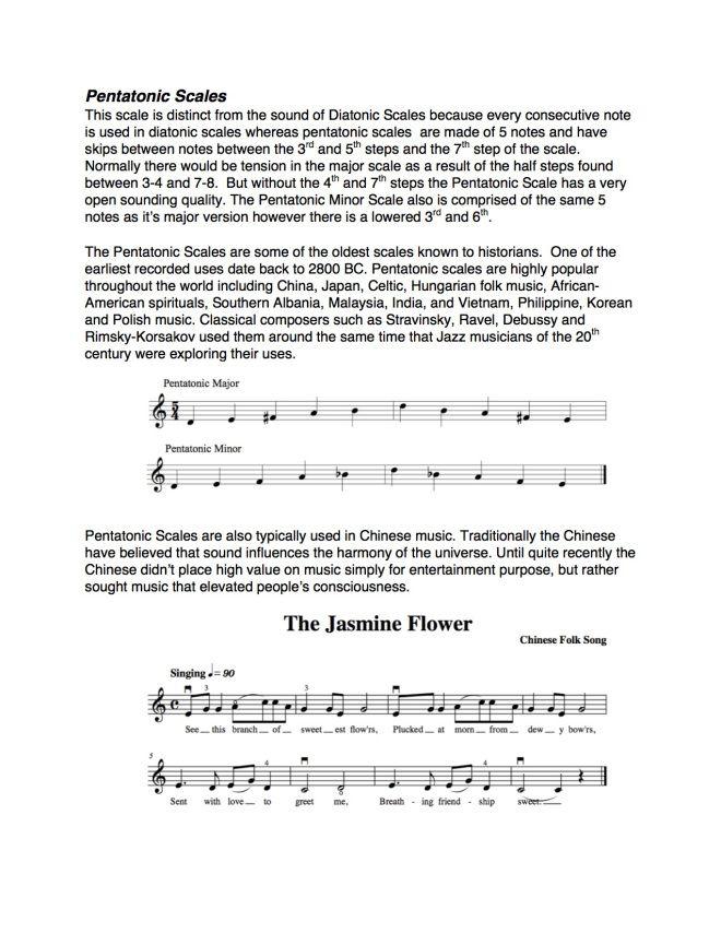 Free Violin Lessons  Tips Pentatonic Scales For Beginner Violin