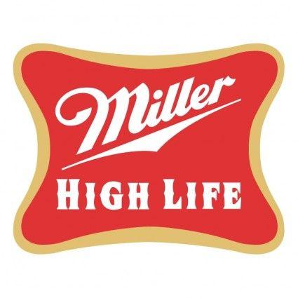 Miller High Life 1 T Shirt Miller High Life Vector Free Life Logo