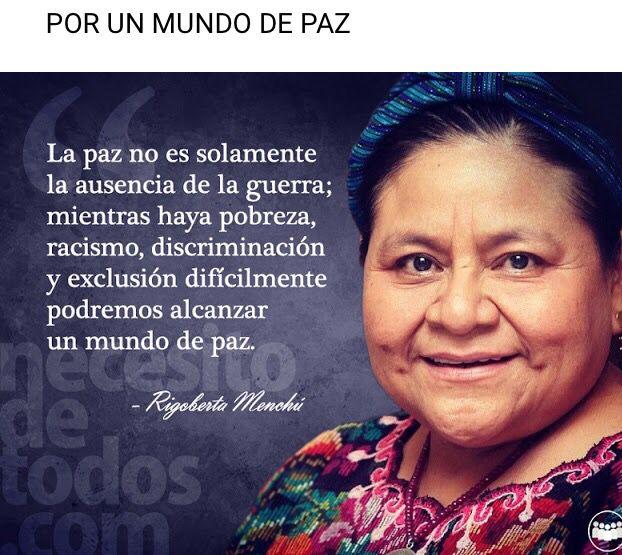 Por Un Mundo De Paz Frases De Paz Cultura De La Paz Y