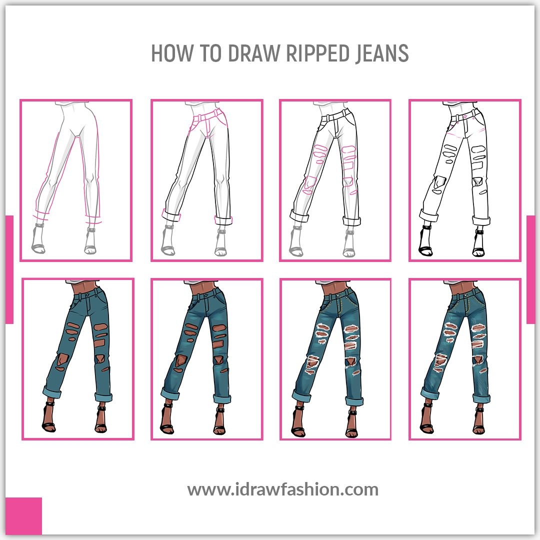 Learn How To Draw Fashion Sketches 101