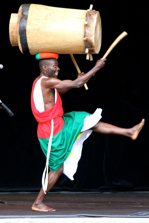 Burundi Rhythm Soul--can't wait to hear these drums!