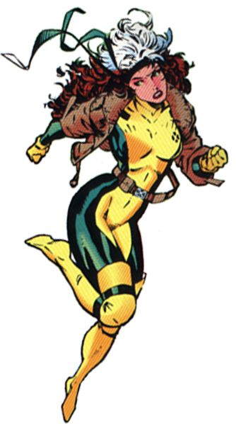 Rogue Anna Marie Earth 616 Superheroes Rogues X Men Y Comics