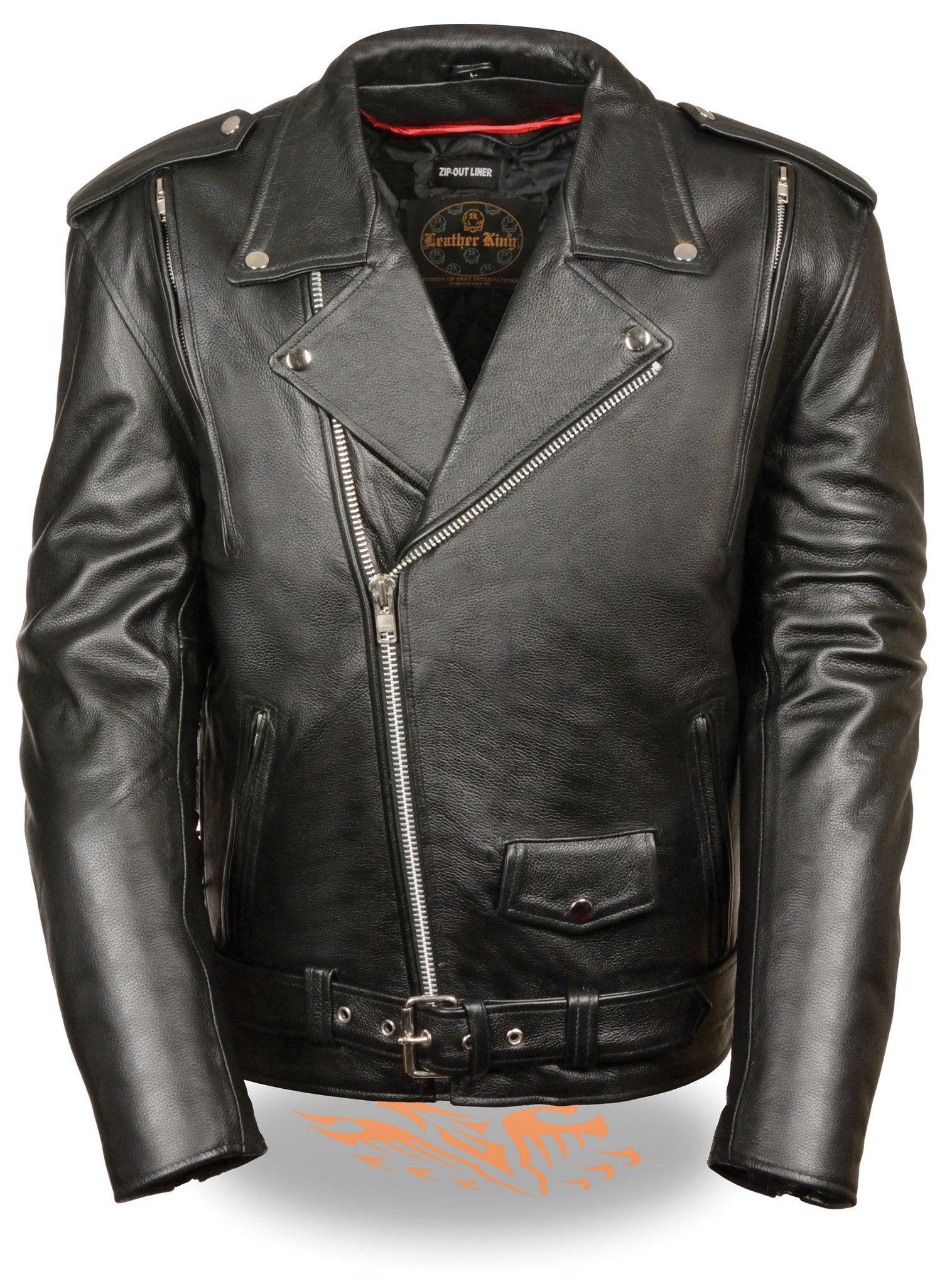 9f2ec2e348c Men s Vented M C Jacket W  Side Lace