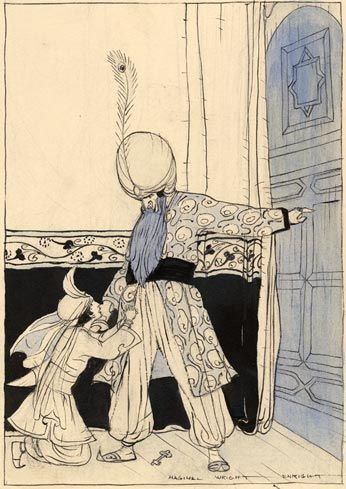 Bluebeard - Fairy Tales Everyone Should Know, 1920
