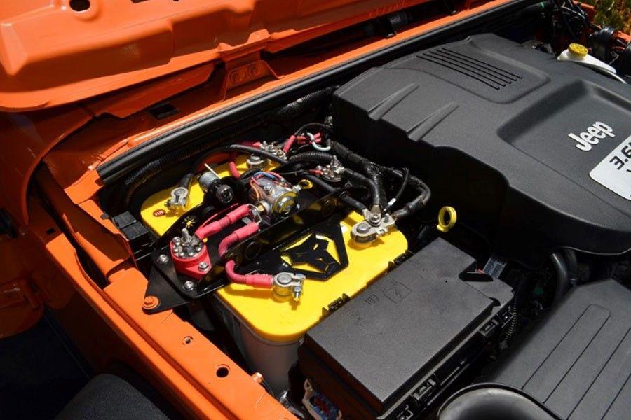 Genesis Offroad Jk Dual Battery Kit Jeep Parts Jeep Wrangler Jeep Jk