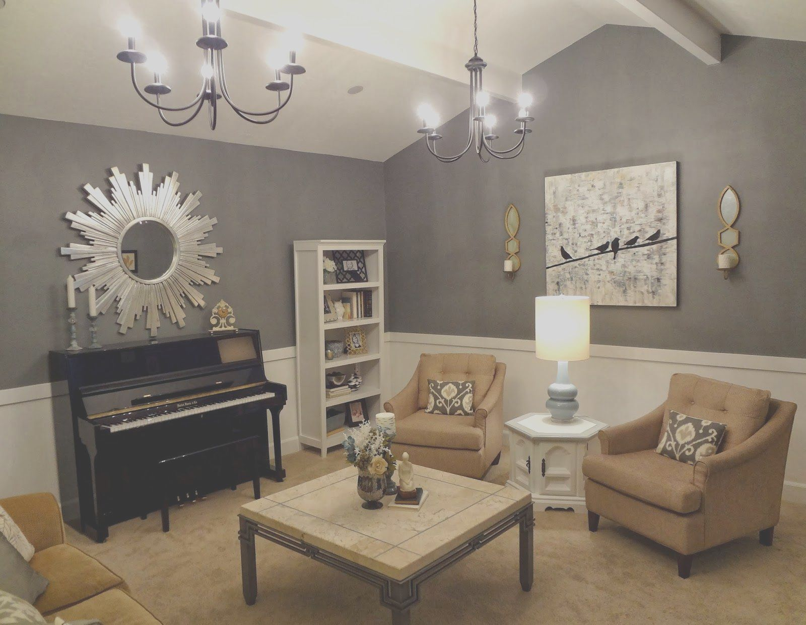 14 Detail Upright Piano Living Room Design Gallery In