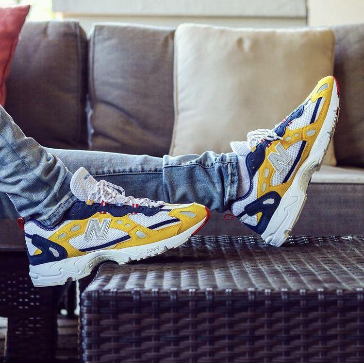 Incesante cosecha Exponer  Aime Leon Dore x New Balance 827 in 2020 | Aime leon dore, New balance, New  balance sneaker