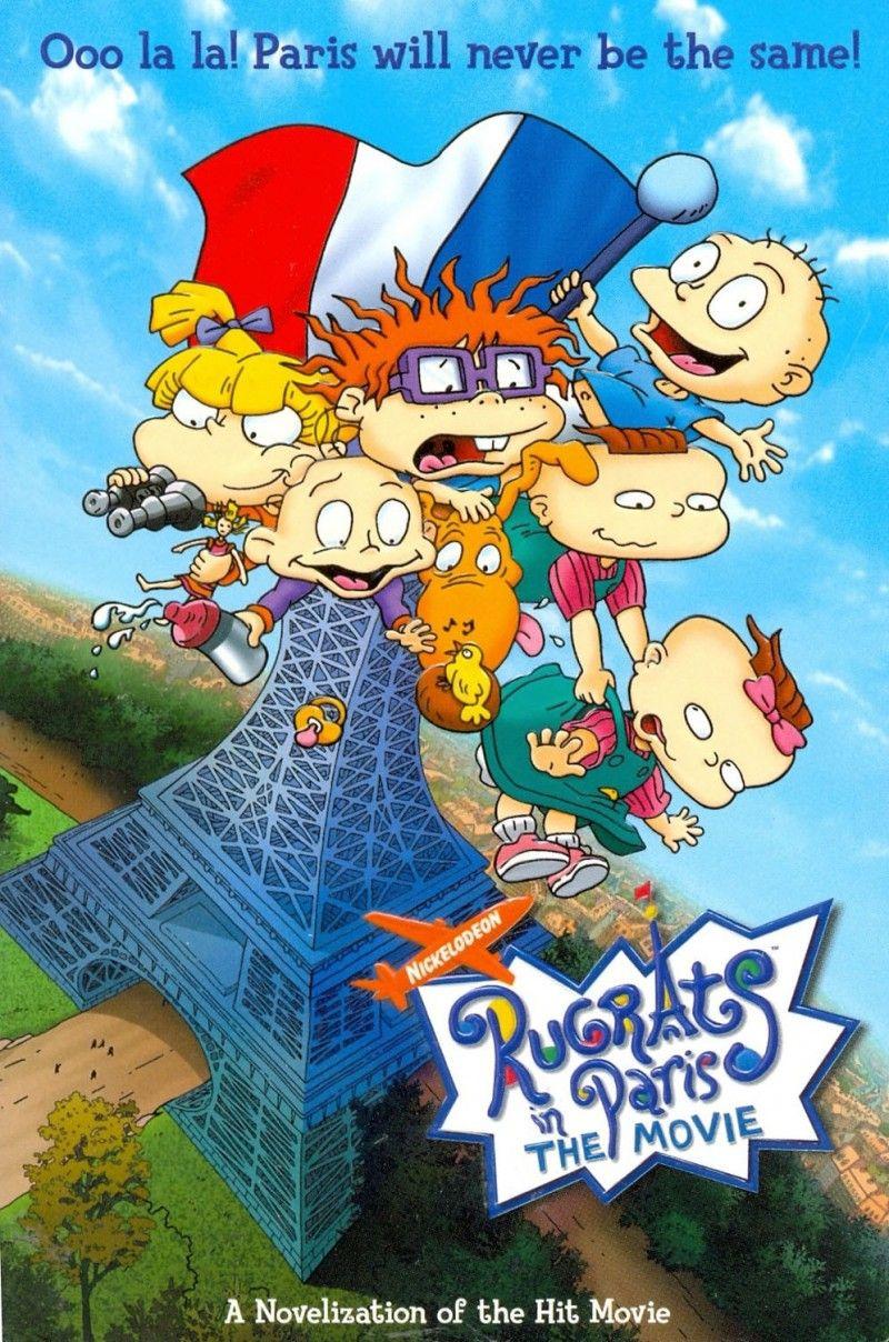 Nickelodeon Paris : nickelodeon, paris, Movies, Time!, Eveytime., EMOTIONS, Paris, Movie,, Rugrats,, Rugrats, Grown
