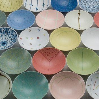 Masahiro Mori - cuencos para arroz.