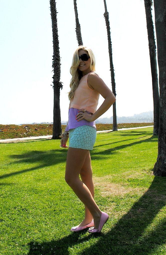 Shorts of Summer #AnnaJames #LaurenConrad.com