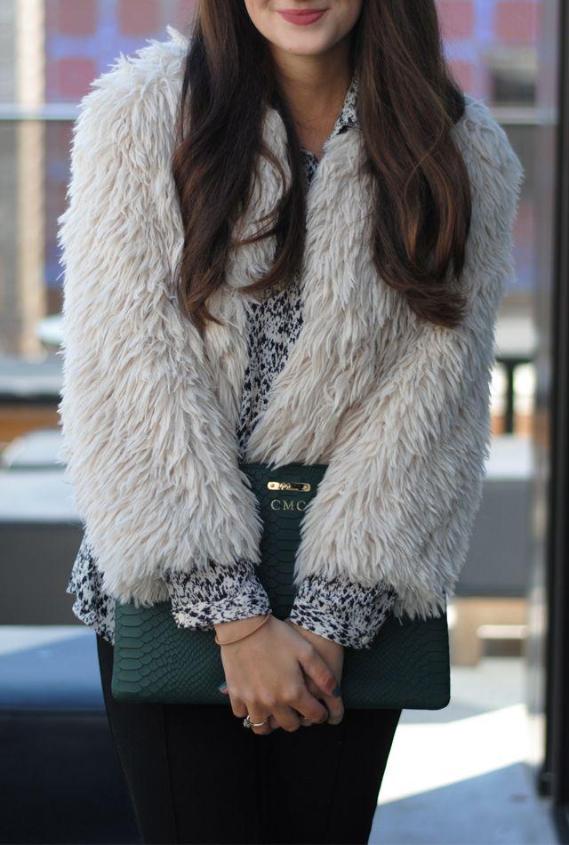 GiGi New York :Southern Curls & Pearls Fashion Blog Uber Clutch