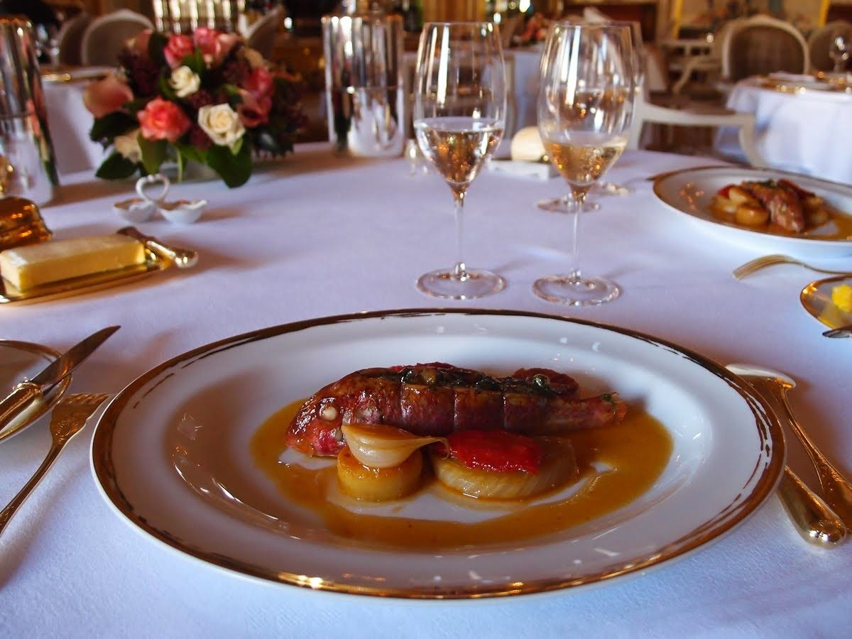 Restaurant Louis Xv Monaco Carte