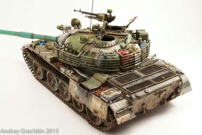 Pakistani Type-69 by Andrey Gretchkin