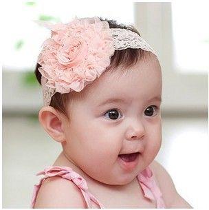 1 Toddler Lace Boutique Bow Headband 3 Newborn