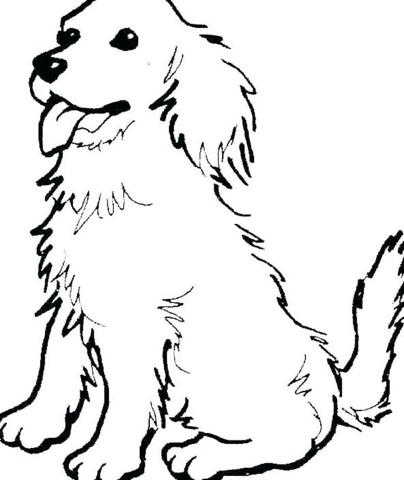 Puppy Coloring Pages For Toddlers In 2020 Puppy Coloring Pages Dog Coloring Page Dog Coloring Book