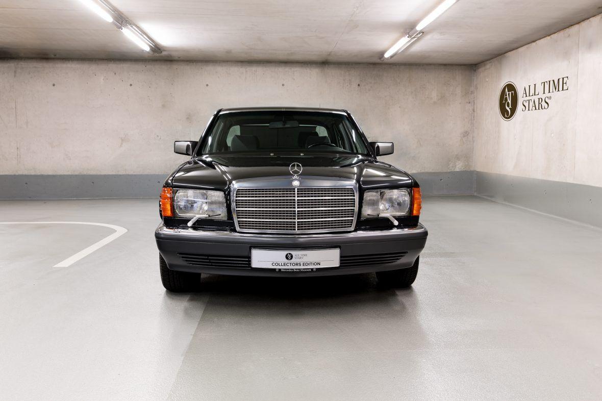 Mercedes benz w 126 560 sel fine motorcars pinterest for Mercedes benz 560 sel