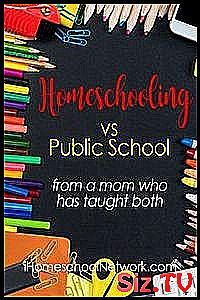 Homeschooling vs Public School from a mom who has